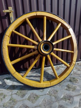 Stare koło od wozu 80cm