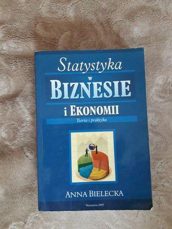 Statystyka w biznesie i ekonomii. teoria i praktyka