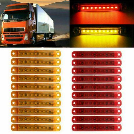 Marcadores LED (laterar/frontal/traseiro) para Camiões e reboques