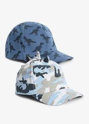 Кепка бейсболка шапка для мальчика next