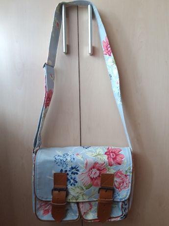 Sprzedam torebkę listonoszkę z pracowni Zuzia Górska