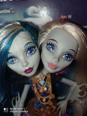 Кукла монстер хай Peri& Pearl Serpentine
