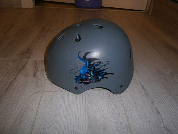 Детский шлем велосипедный, для роликов/скейта,