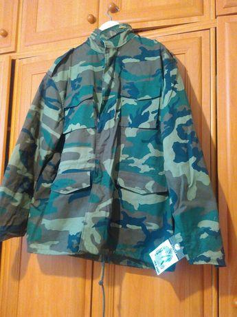 Куртка ROTHCO лісовий камуфляж