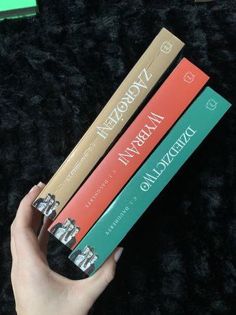 Seria książek Wybrani