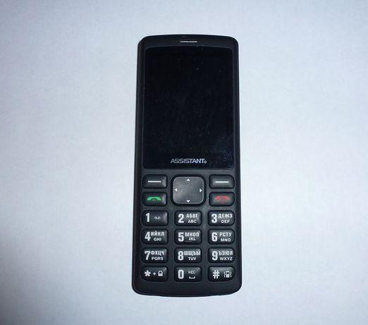 Мобильный телефон Assistant AS-202 Classic Black