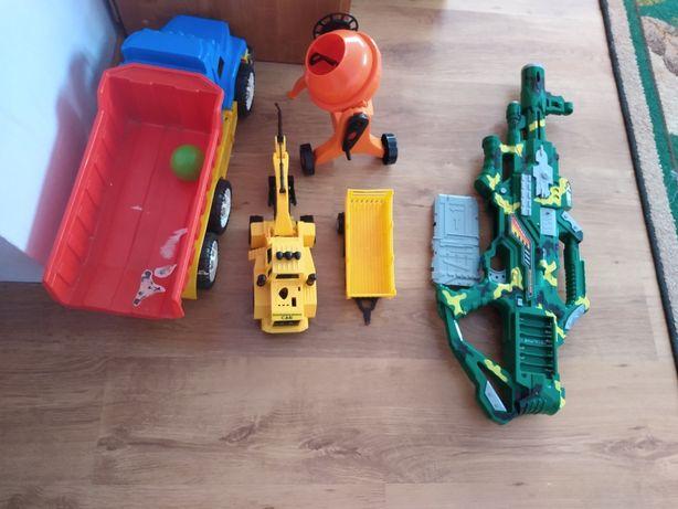 Misiaki oraz zabawki