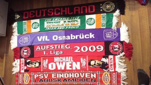 Szaliki PSV Eindhoven Aufstieg Ireland Deutschland Osnabruck Owen