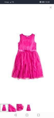 Sukienka Cool Club różowa