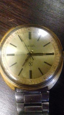 Наручные часы Ракета Вернисаж СССР