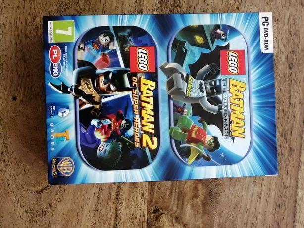 Gry Lego Batman i  Batman 2