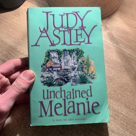 Книга  «Unchained Melanie» Judy Astley (англ.)