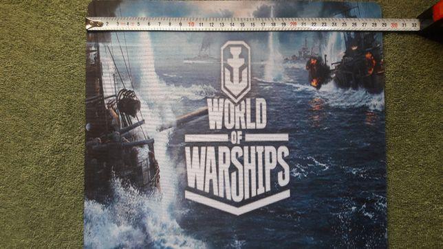 Коврик для мышки World of warships