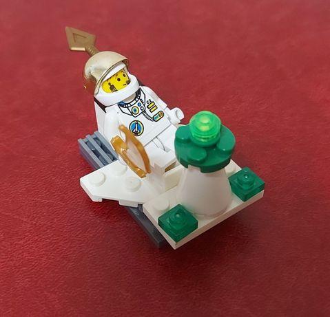 Конструктор лего самолет космонавта