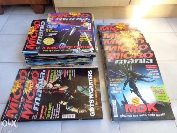 Revista micromania fase 2 e 3