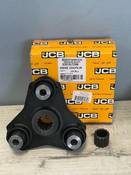 Sprzęgło pompy hydraulicznej - Minikoparki JCB 8018, 8016, 8014