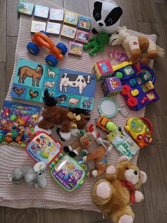 Zabawki dla dziecka, paka.