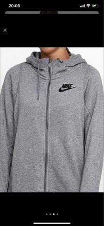 Nike-Толстовка-Кофта-Худи
