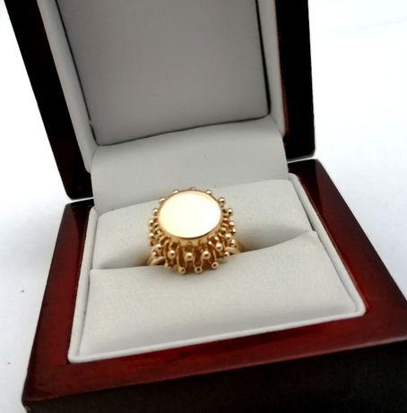 Złoty Pierścionek 5,73G P585 R.15
