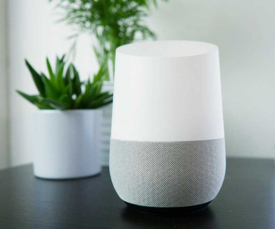 Акустика Google home