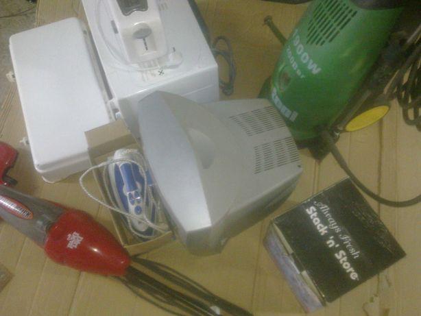lote eletrodomésticos variados