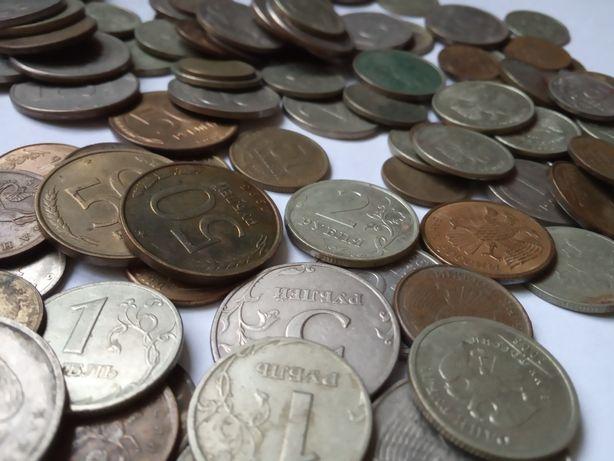Монеты росийские