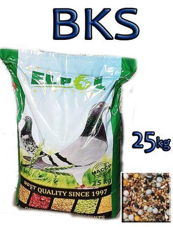 karma dla gołębi ptaków bez pszenicy kukurydzy bk