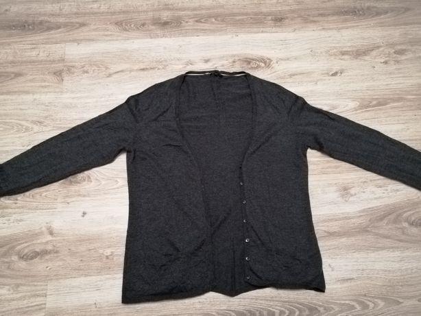 Tommy Hilfiger rozpinany sweter męski r. XL