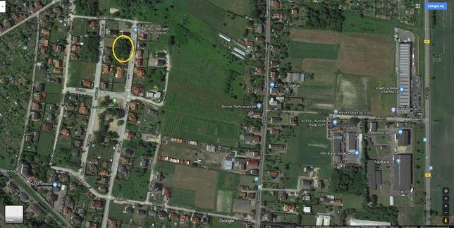 Atrakcyjna Działka Budowlana Pyskowice - 1174m2
