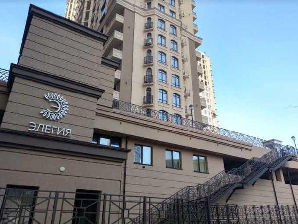 "Продам 3 комн., двухуровневая квартира в ЖК ""Элегия Парк"". ВИД НА МОРЕ"
