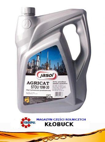 Olej Agricat STOU 10W30 Jasło 5L