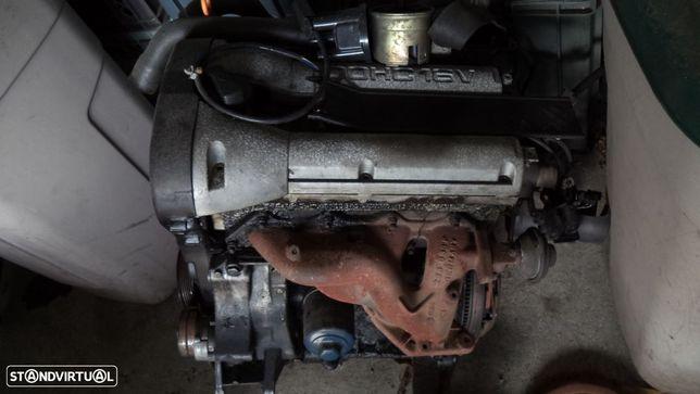 Motor VW Polo 1.4 16 v (so para peças )
