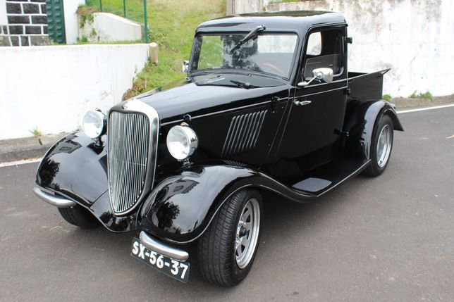 Ford y pick-up e 1932