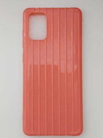 Чехол силиконовый новый на Samsung A71+ Самсунг