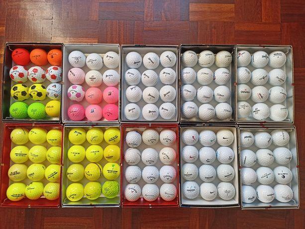 """Bolas de Golfe Usadas """"Lake Balls"""""""