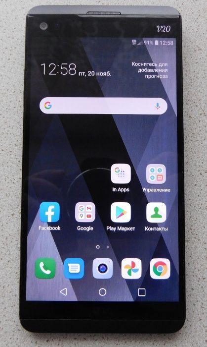 LG V20, 4/64Gb, Snapdragon 820 Новоград-Волынский - изображение 1