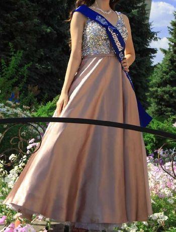 Платье выпускное , вечернее