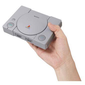 Playstation Classic Nova na Caixa - utilizada apenas uma vez