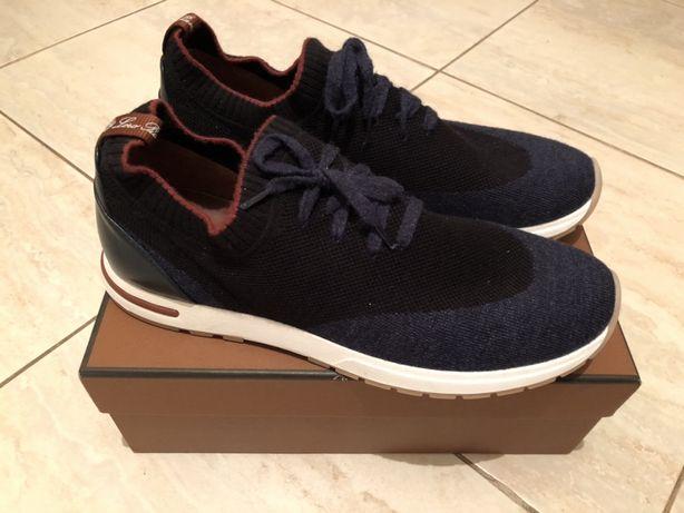 Loro Piana мужские Комбинированные кроссовки , кросівки чоловічі