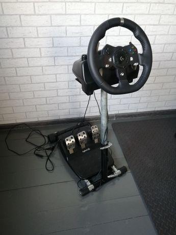 Kierownica Logitech G920 XboxOne+Wheel stand pro