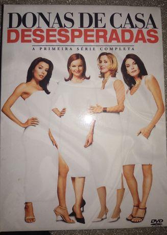 Série Donas de Casa Desesperadas - primeira série