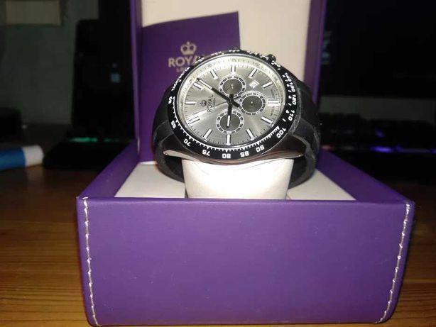 Часы наручные мужские ROYAL LONDON 41410-02 оригинал гарантия Секунда