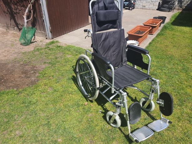 Wózek inwalidzki mobility care nowy