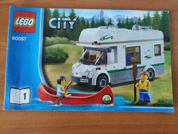 Продам LEGO City 60057 - Дом на колесах