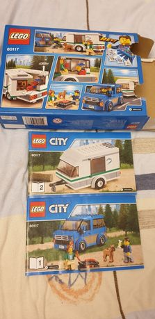 Lego City 60117 klocki Lego