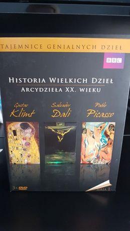 Tajemnice wielkich dzieł BBC 3 filmy DVD