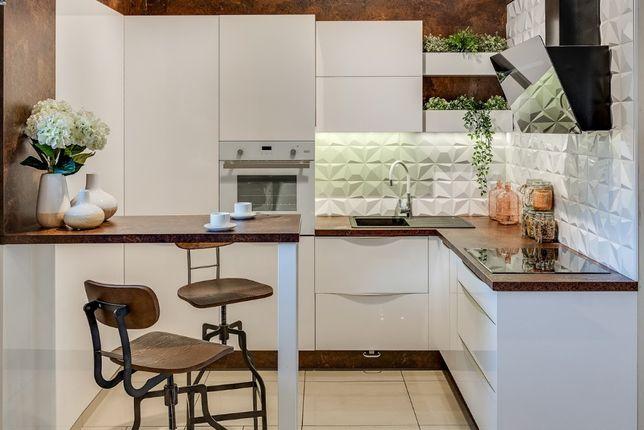 meble kuchenne nowe z ekspozycji