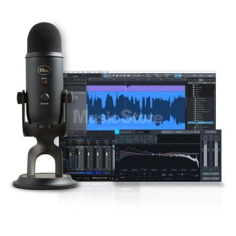 Blue Microphones Yeti Studio Blackout USB