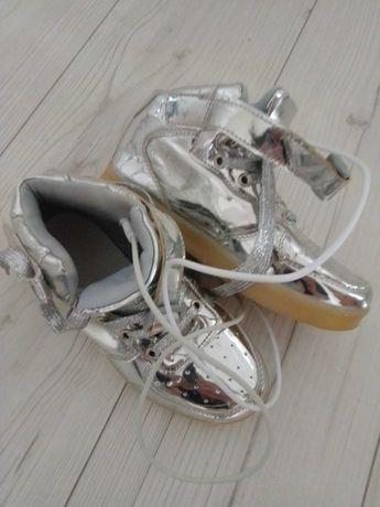 Buty ledowe rozm.33