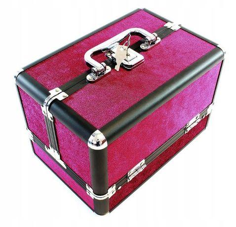 Kufer kosmetyczka kuferek na kosmetyki akcesoria